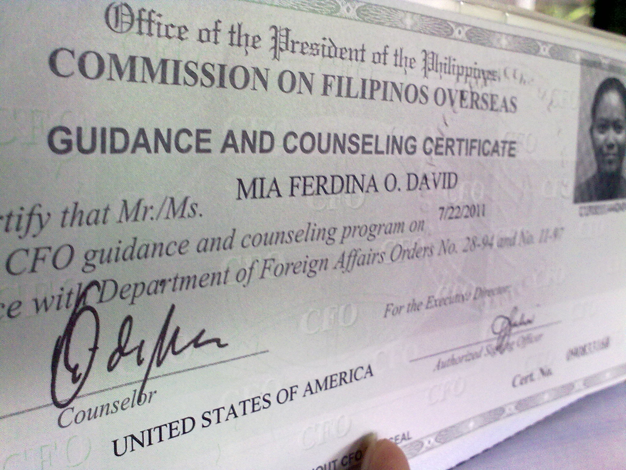 Marrying a german in the philippines jeminah birkner photography cfo certificate cfostickeronpassportedited aiddatafo Gallery