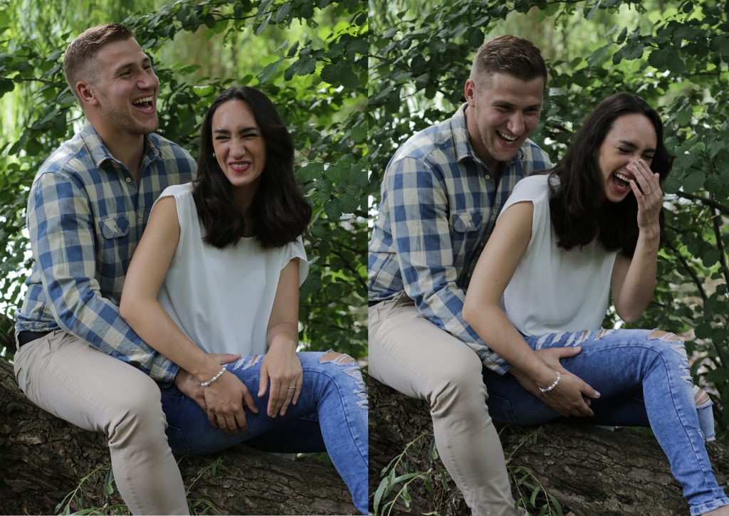 Engagement Shoot: Pierre & Janine 2016