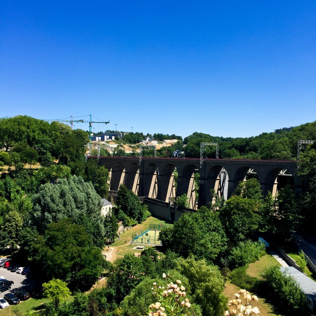 Luxembourg City Tour: Travel Blog 2015: Luxembourg City