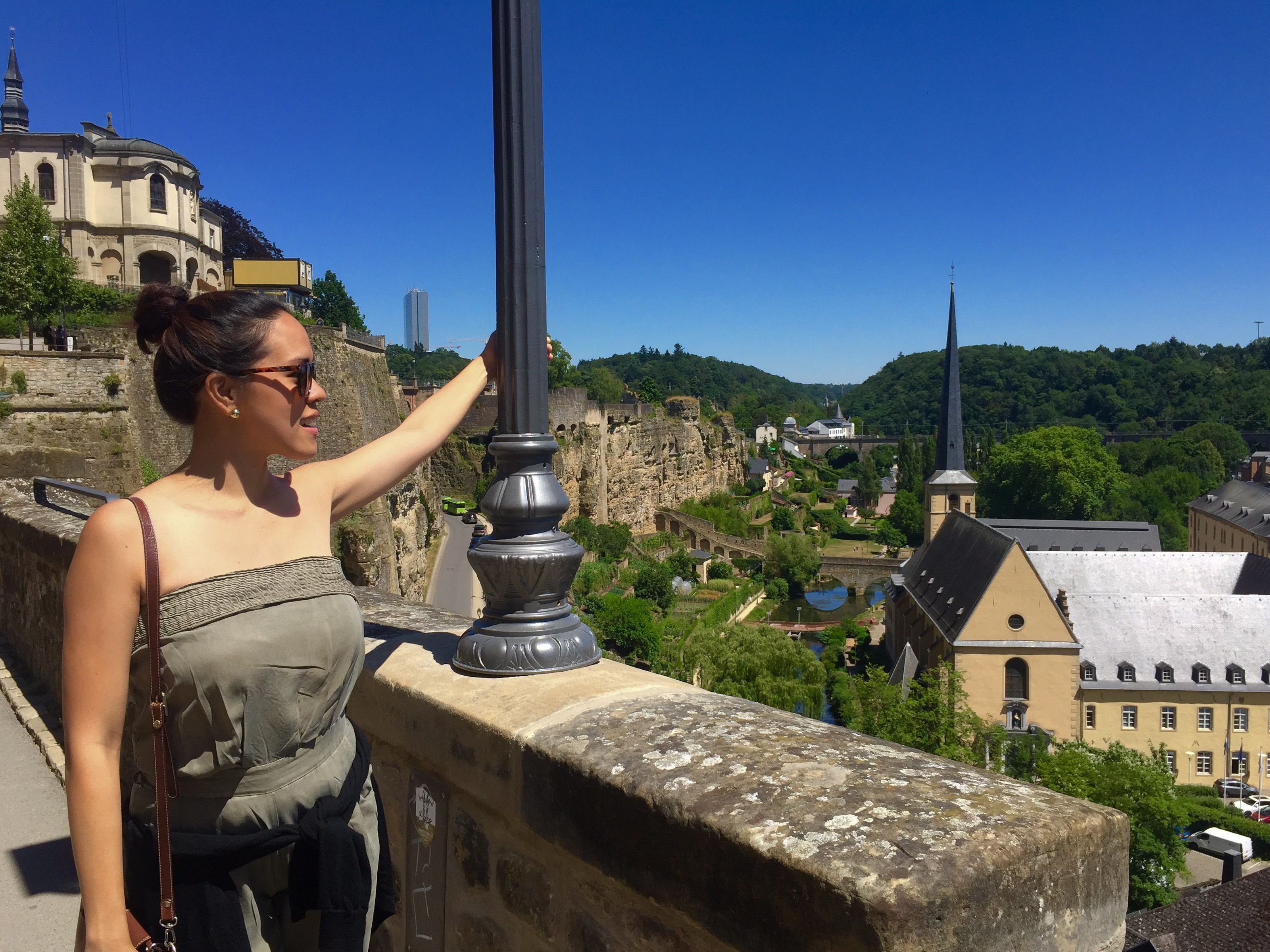 Travel Blog 2015: Luxembourg City