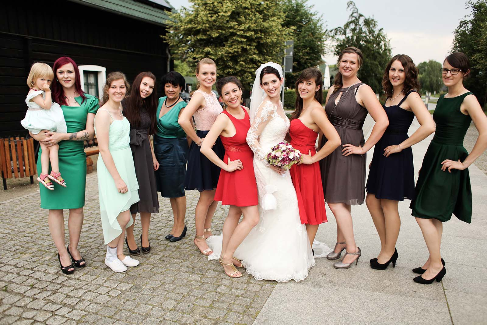 Josephine & Thomas Scholz Wedding